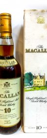 macallan 10 old bottling | lightfoot wines | rare whisky | scottish whisky