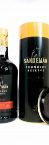 sandemans founders reserve | christmas port | christmas gift set
