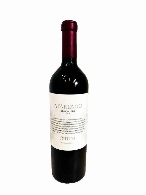 malbec red wine | apartado rutini