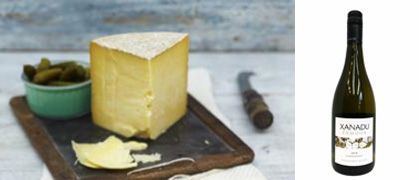 XANADOU CHARDONNAY  | WENSLEYDALE | YORKSHIRE FOOD | LIGHTFOOT WINES
