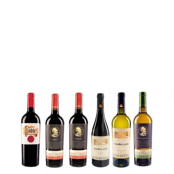 ROMANIAN WINE | BUDUREASCA | WINE CASE DEALS | LIGHTFOOT WINES