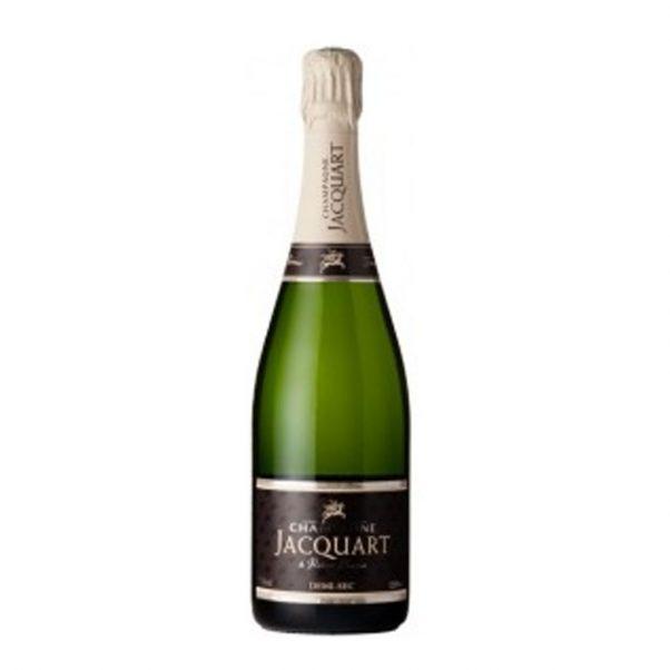 Demi sec champagne | jacquart | lightfoot wines