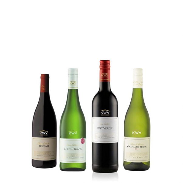 kwv classic collection | mixed case wine | wine offers | wine case deals