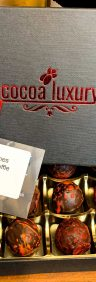 Cocoa Luxury | Lightfoot Wines | Mixed truffle box