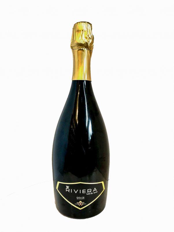 sweet sparkling wine | riviera dolce spumante | canine de palma | sparklking wine | lightfoot wines