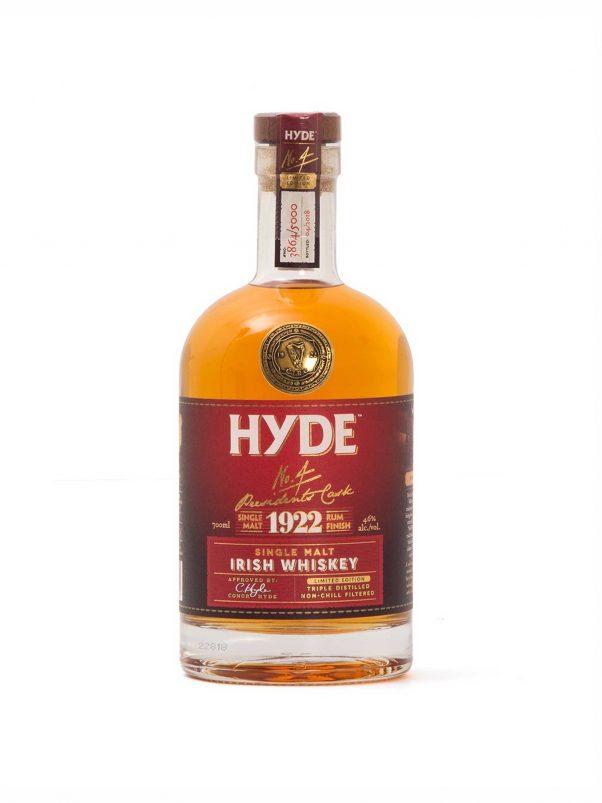 hyde no.4 | irish single malt whisky | lightfoot wines
