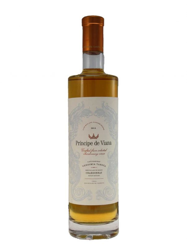 principe de viana | sweet wine | late harvest chardonnay | lightfoot wines | christmas dessert wine