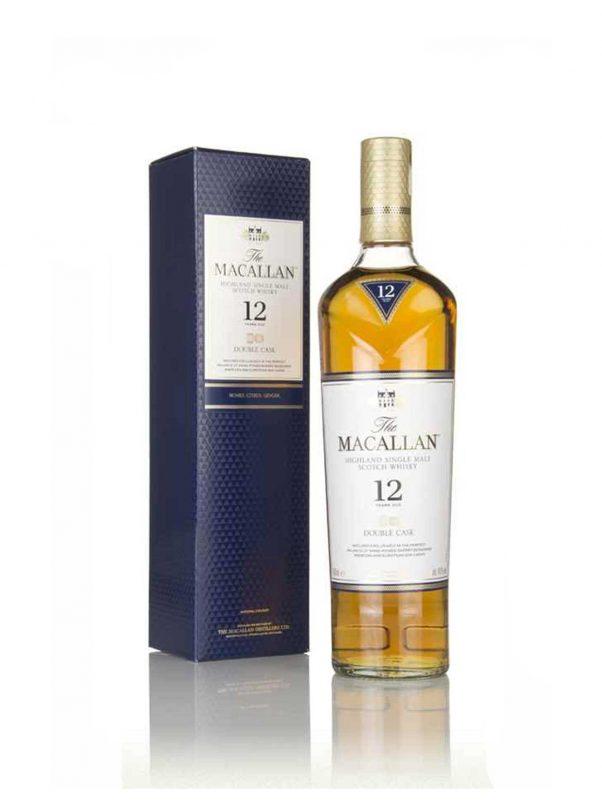 Macallan 12 double cask | single malt whisky | Lightfoot Wines
