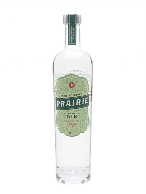 organic gin | prairie gin | american gin | lightfoot wines