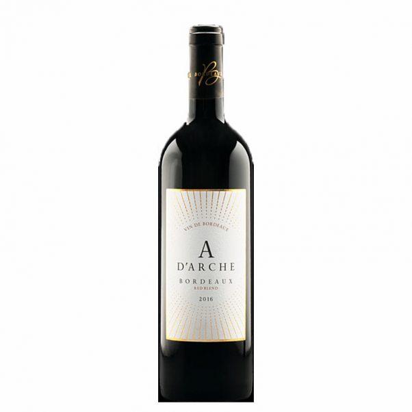 best value bordeaux wine | a d'arche bordeaux 2016 | Lightfoot Wines