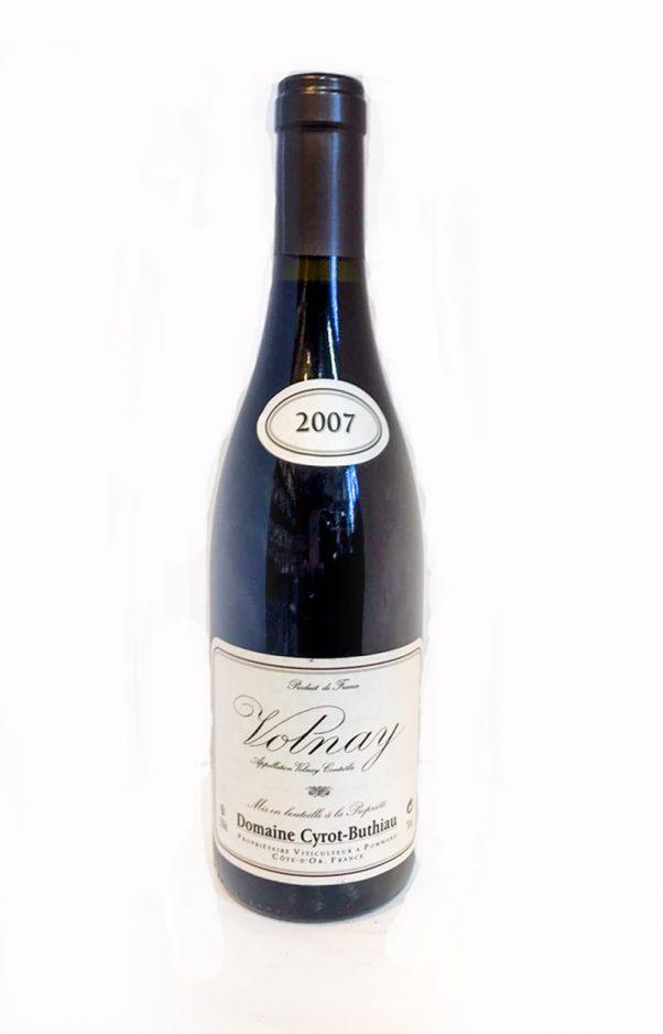 Volnay Cyrot Butthaiu | 2007 | Burgundy Wine | Lightfoot Wines