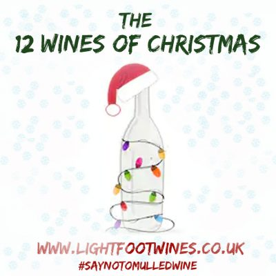 lightfoot wines | 12 wines of christmas | christmas wine | welcombe hills pinot noir