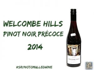 welcombe hills pinot noir | lightfoot wines | 12 wines of christmas