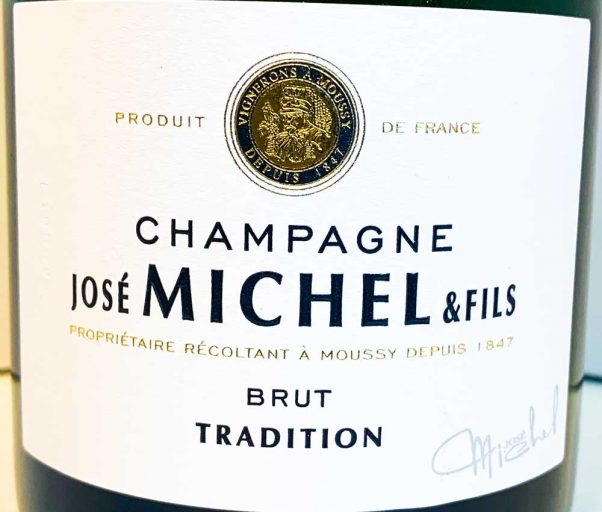 jose michel & fils | brut tradition champagne | Lightfoot Wines