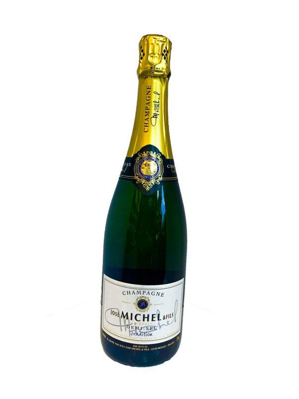Jose Michel & Fils Champagne | Demi-sec champagne | Lightfoot Wines