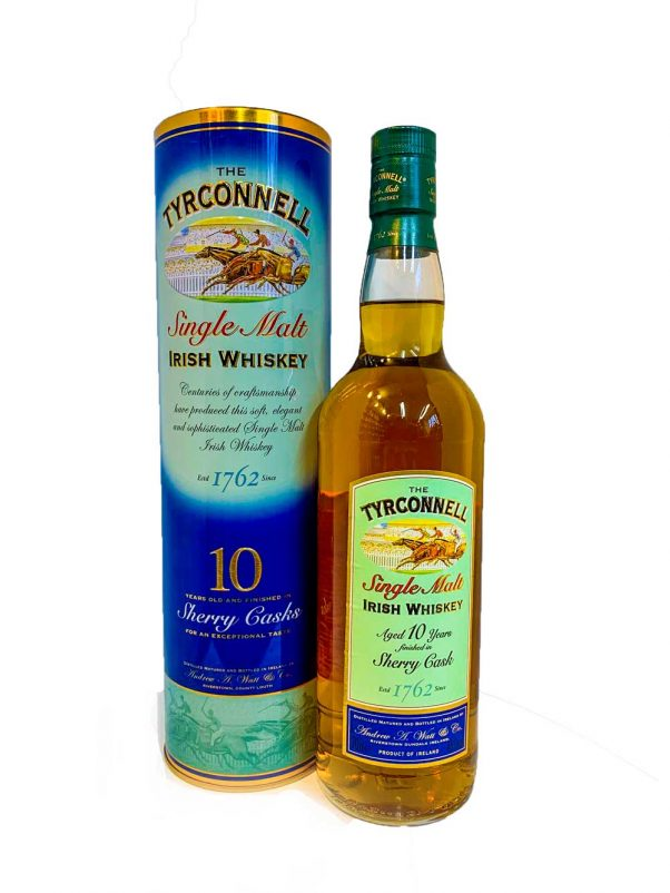 tyrconnell | irish whisky | tyrconnell sherry cask |