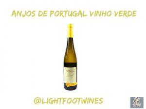 anjos de portugal | lightfoot wines | portuguese wine | vinho verde