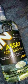 assay gin | sheffield distillery | lightfoot wines