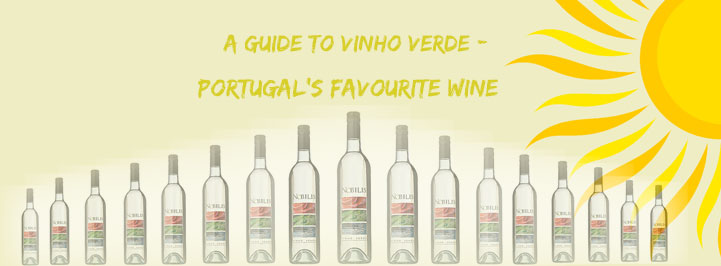 guide to vinho verde | portuguese wine | lightfoot wines