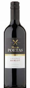 Pais de Poetas Merlot | Chilean Red Wine | Lightfoot Wines | VALLE cENTRAL wINE