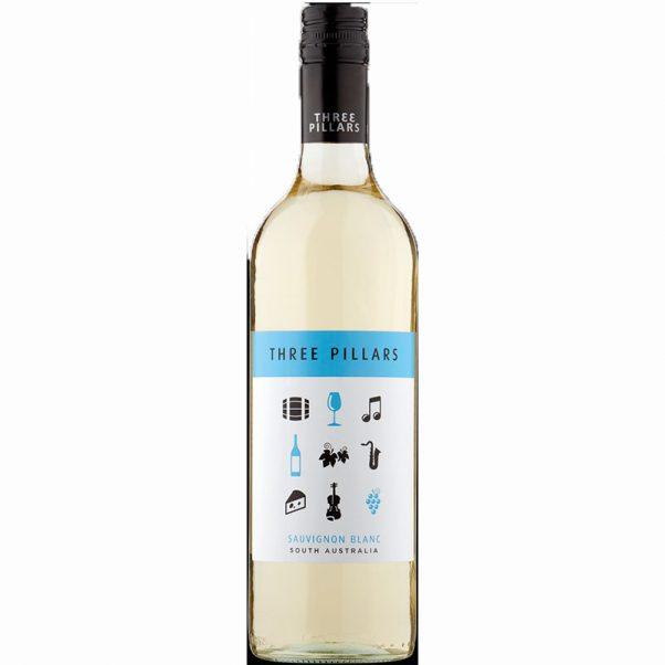 Three Pillars Sauvignon Blanc | Lightfoot Wines | Australian Sauvignon Blanc