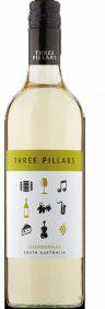 Three Pillars Chardonnay | Australian Wine | Lightfoot Wines