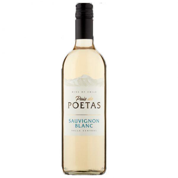 pais de poetas sauvignon blanc | chilean sauvignon blanc | cheap chilean sauvignon blanc