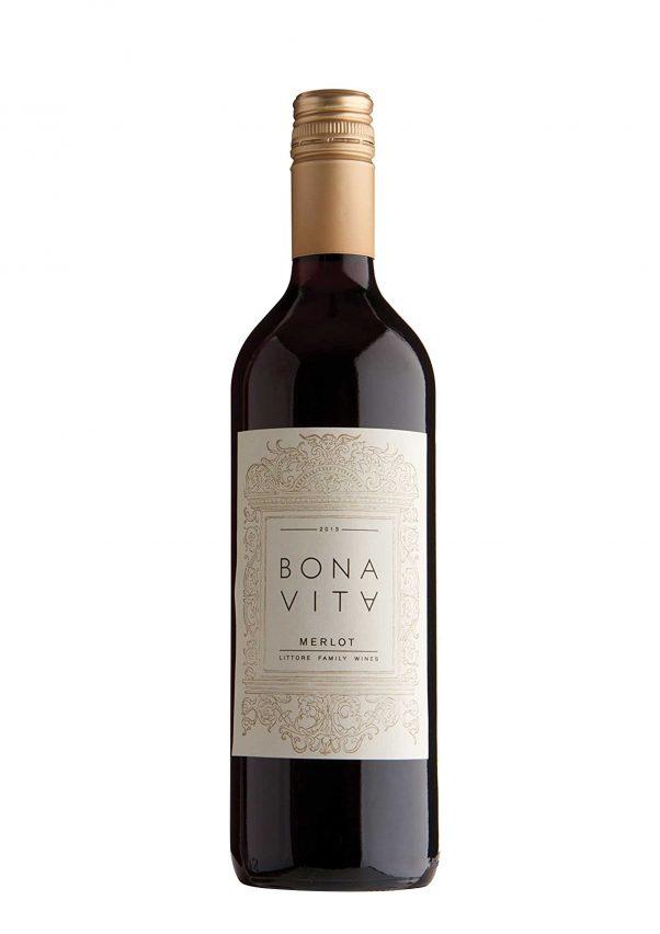 Bona Vita Merlot   lightfoot wines   australian merlot