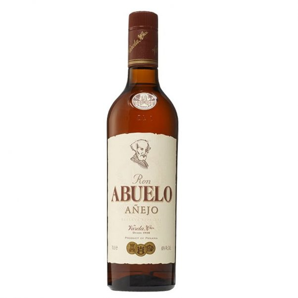 ron abuelo anejo   lightfoot wines   rum from panama