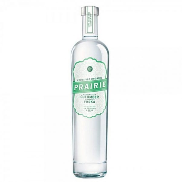 prairie organic cucumber vodka | organic spirits | cucumber gin | lightfoot wines