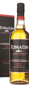 tomatin 12 | tomatin 2003 old bottling | tomatin whisky | limited edition whisky