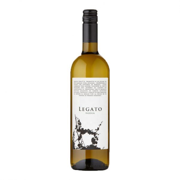 legato inzolia | sicilian white wine | lightfoot wines