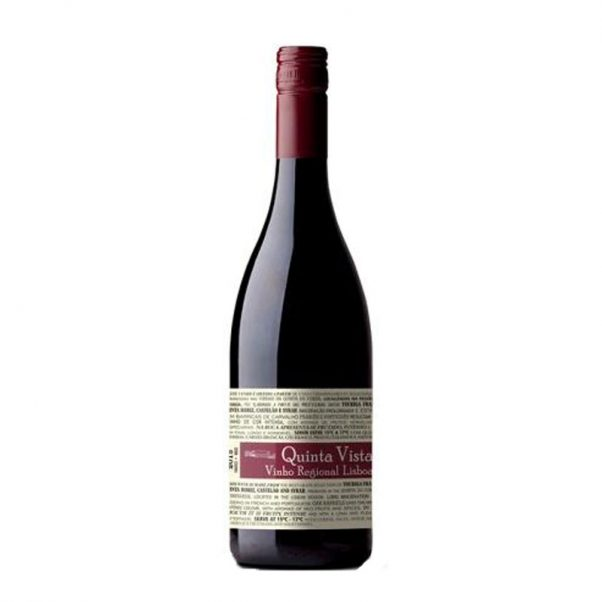 lisboa wine | quinta vista red | lightfoot wines