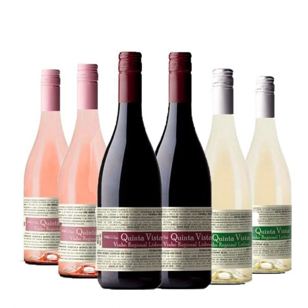 QUINTA VISTA CASE | MIXED CASE OFFER | LIGHTFOOT WINES