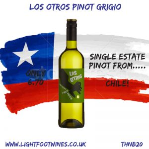 los otros pinot grigio | lightfoot wines | support independent business