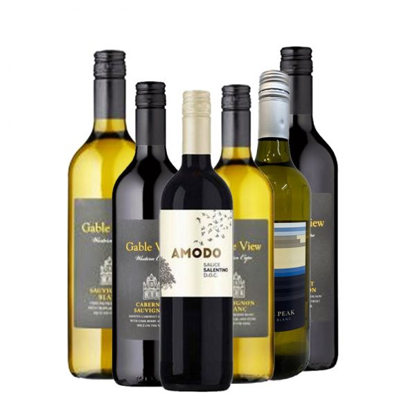 mixed wine cases | wine case deals | cheap wine cases
