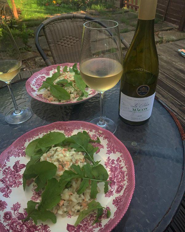 terres secretes | macon food pairing | lightfoot wines