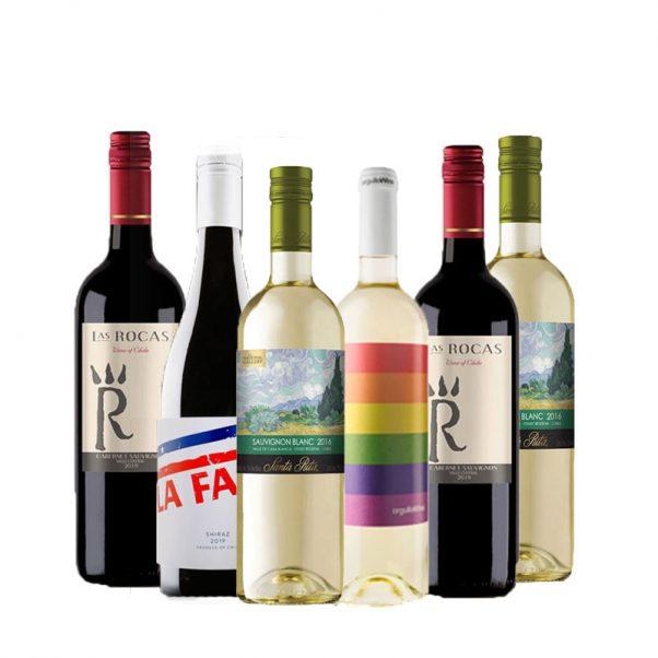 tier 3 lockdown wine | tier 3 mixed care packasge | lightfoot wines | uk lockdown | south yorkshire tier 3