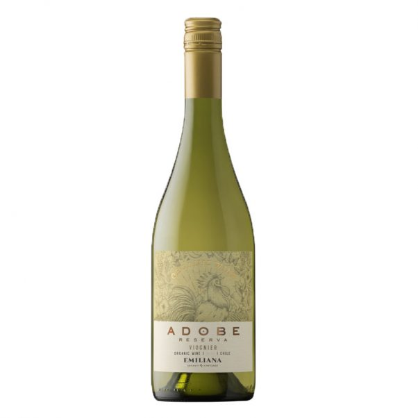 adobe organic viognier | chilean wine