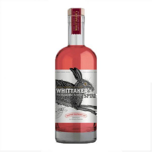 whittaker's rampant raspberry | yorkshire gin | lightfoot wines