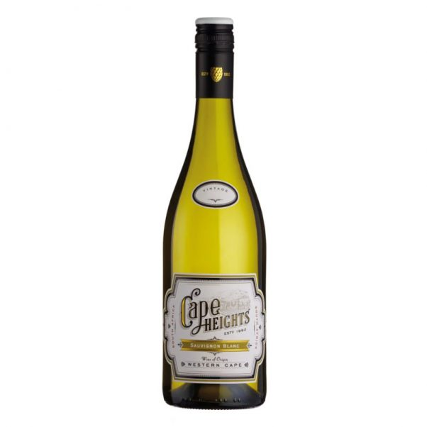 cape heights sauvignon blanc | western cape wine | lightfoot wines