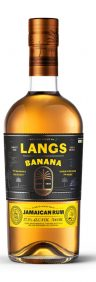 langs banana rum | jamaican rum | flavoured rum | lightfoot wines