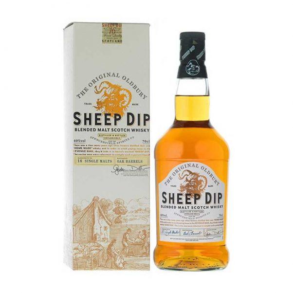 sheep dip blended whisky | sheep dip whisky | lightfoot wines