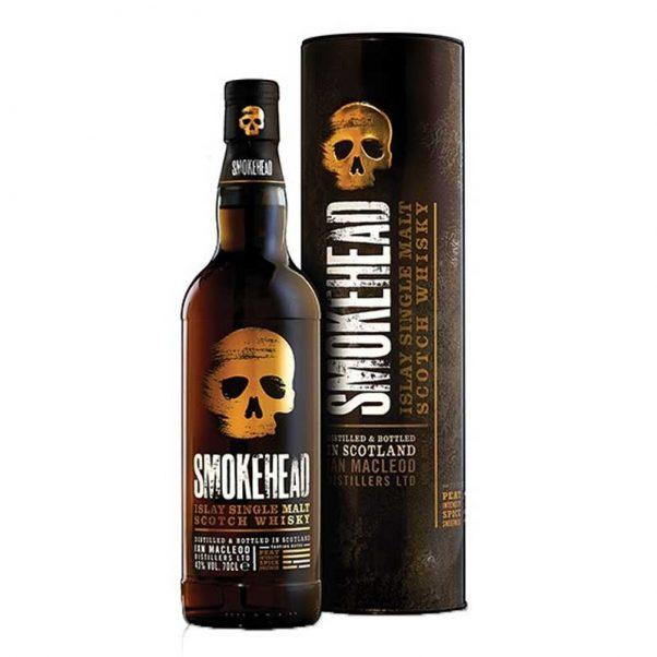 smokehead whisky | islay smokehead whisky | lightfoot wines