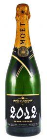 moet 2012 | vintage champagne | grand vintage moet