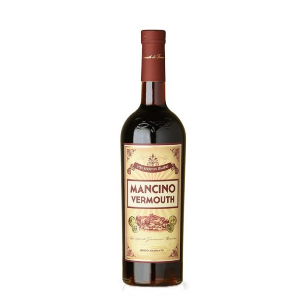 mancino rosso vermouth | mancino vermouth rosso | lightfoot wines